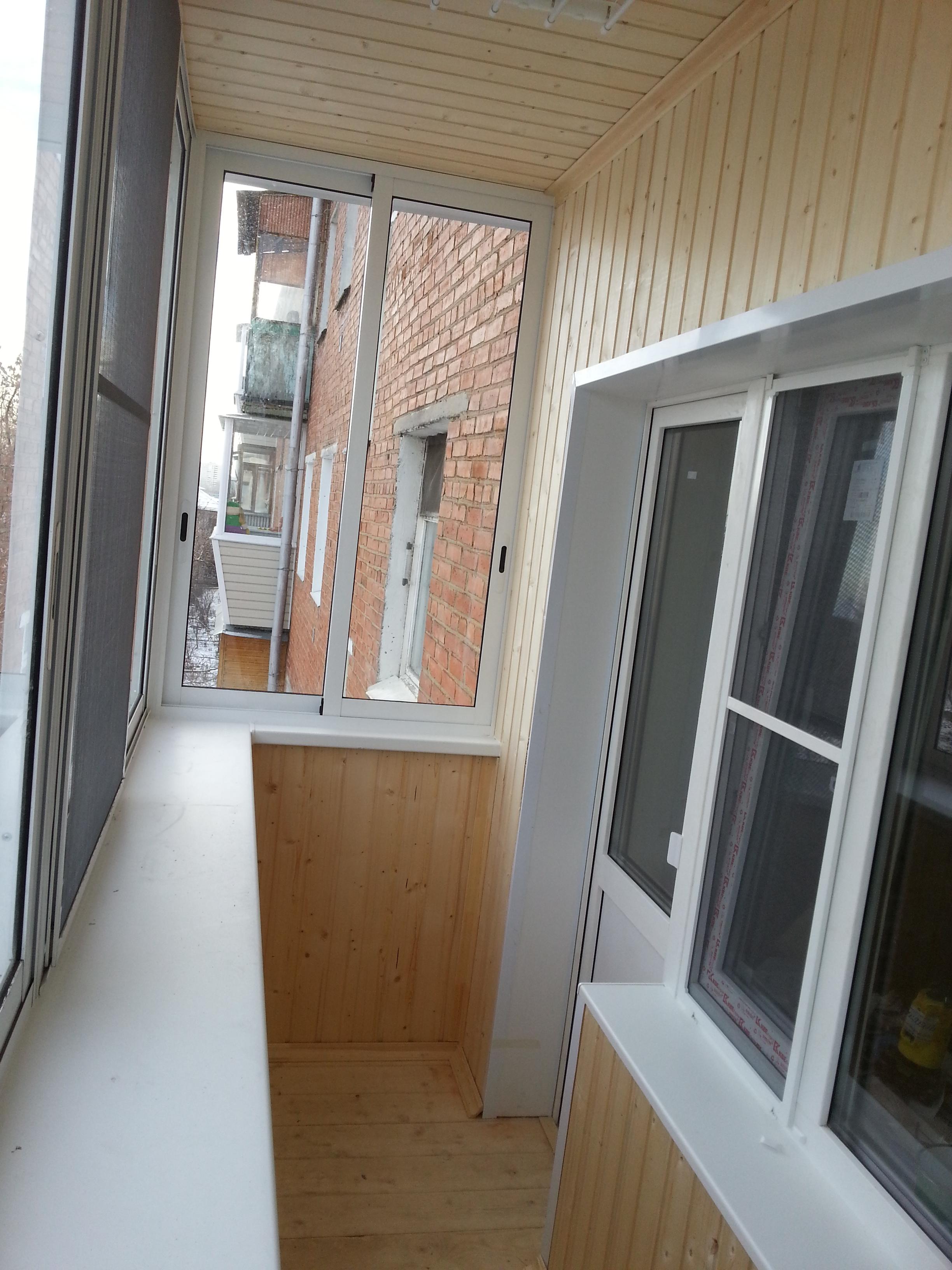 Застекление балконов идеи фото